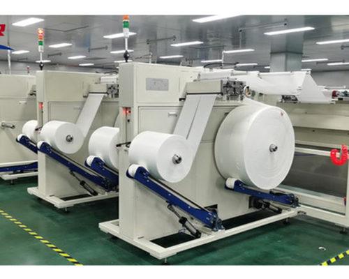 30-120pcs Auto Splicing Baby Wet Wipes Machine Line