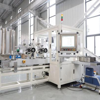 Wet wipes manufacturing machine cost