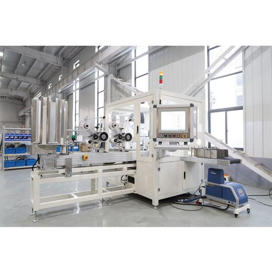 Introduction of Rigor wet wipes machine